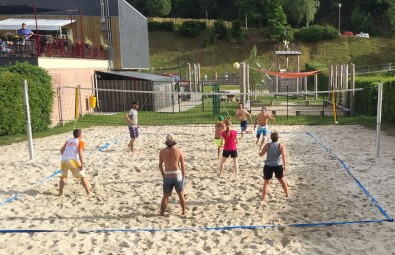 Beachvolley Kaul