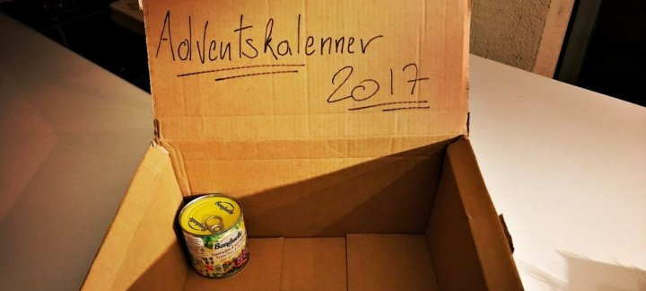 Adventskalenner