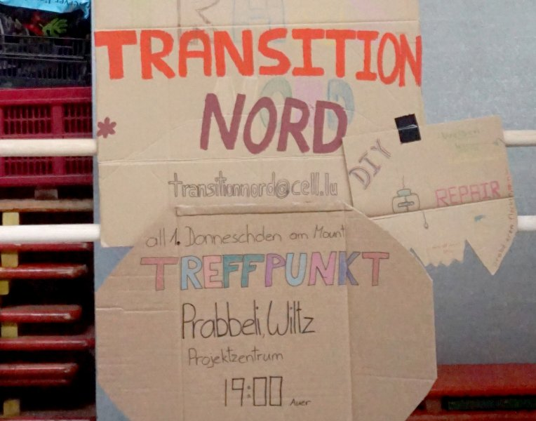 Transition nord re?union