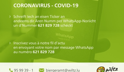 covid Whatsapp